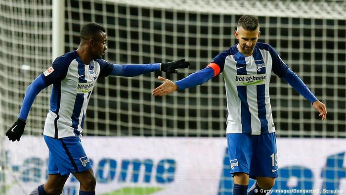 Deutschland Hertha BSC v 1. FSV Mainz 05 (Getty Images/Bongarts/B. Streubel)