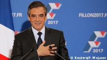 Frankreich Francois Fillon