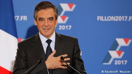 Frankreich Francois Fillon (Reuters/P. Wojazer)