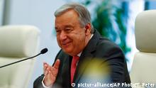 Antonio Guterres künftiger UN Generalsekretär