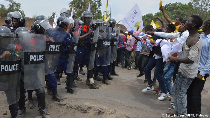 DR Kongo Nord Kivu Provinz