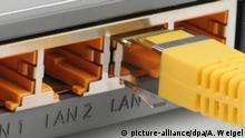 WLan Router Datenaustausch