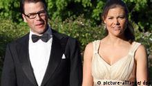 Schweden Königshaus Kronprinzessin Victoria und Daniel Westling