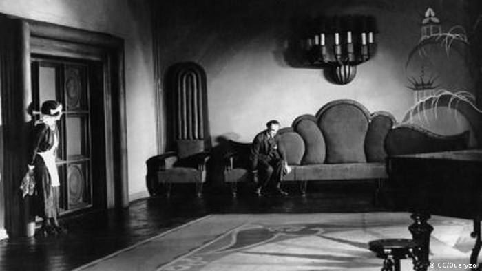 Film still The Hands of Orlac (Copyright: CC/Queryzo )