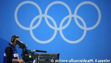 Olympia Rio 2016 - Schwimmen