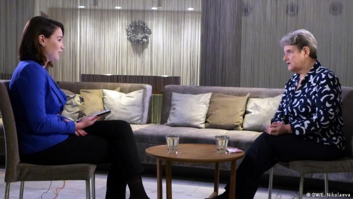 Светлана Ганнушкина в интервью Жанне Немцовой, Стокгольм, 25 ноября 2016 года