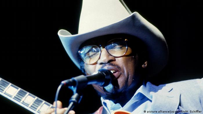 Otis Rush (picture-alliance/jazzarchiv/H. Schiffler)