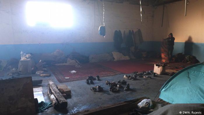 Reportaža - Pravo stanje sa izbjeglicama u Beogradu