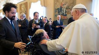 Σε ακρόαση με τον Πάπα Φραγκίσκο