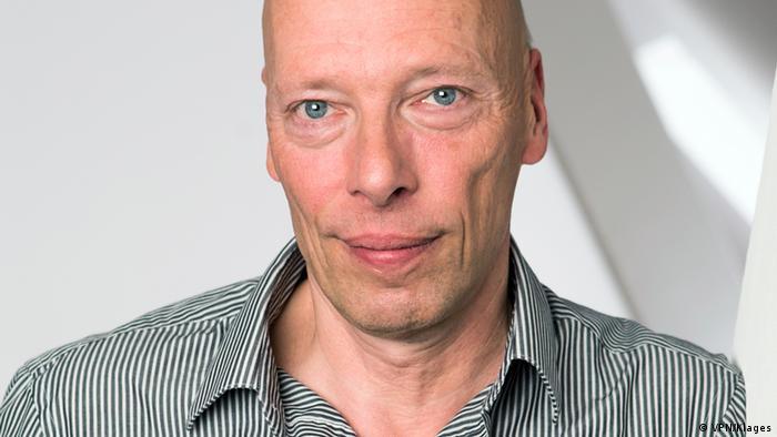 Politologe und Pädagoge Thomas Mücke (VPN/Klages)
