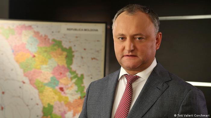 Igor Dodon va fi învestit președinte al Republicii Moldova