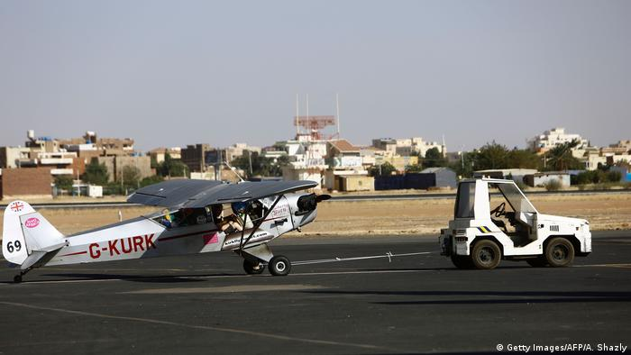 Sudan Vintage Air Rally (Getty Images/AFP/A. Shazly)