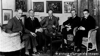 Wassily Kandinsky, Paul Klee u.a. Bauhausmeister ( 1925)