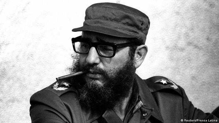 Kuba Fidel Castro historische Aufnahmen (Reuters/Prensa Latina)