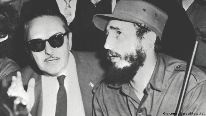 Kuba Fidel Castro historische Aufnahmen (picture-alliance/Photoshot)