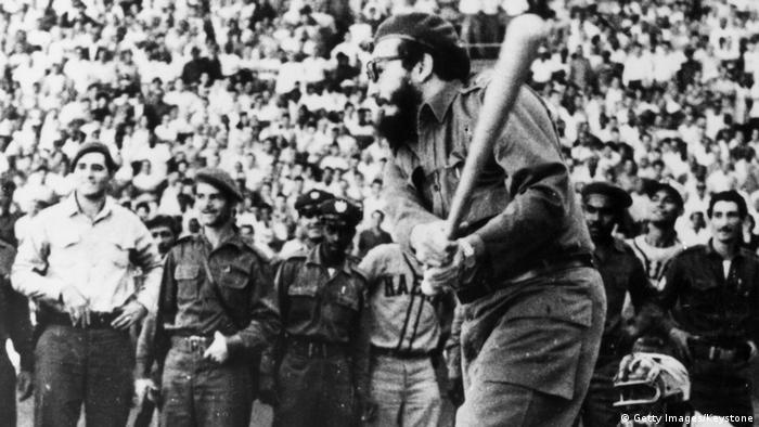 Kuba Fidel Castro historische Aufnahmen (Getty Images/Keystone)