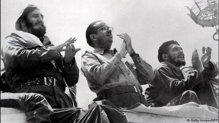 Kuba Fidel Castro historische Aufnahmen (Getty Images/AFP)