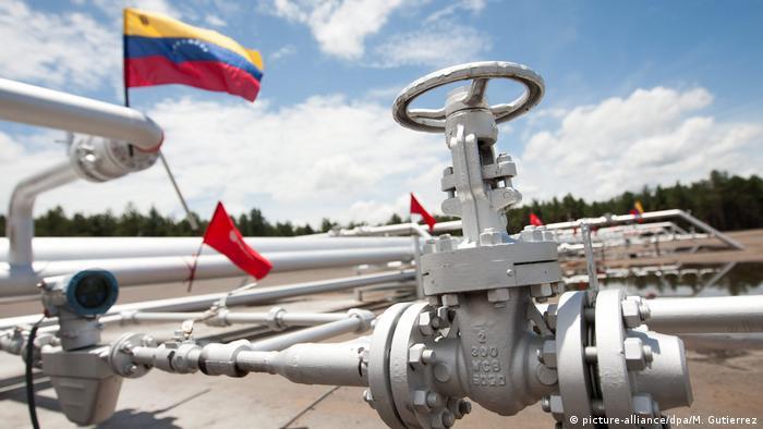 Venezuela Opec Öl Förderung