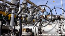 Irak Opec Öl Förderung