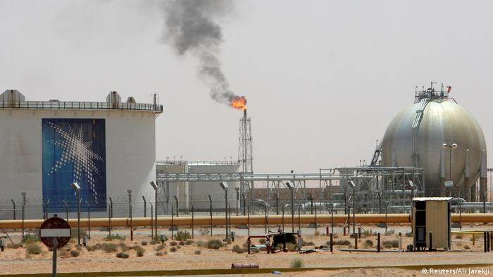 Saudi Arabia oil facility (Reuters/Ali Jarekji)