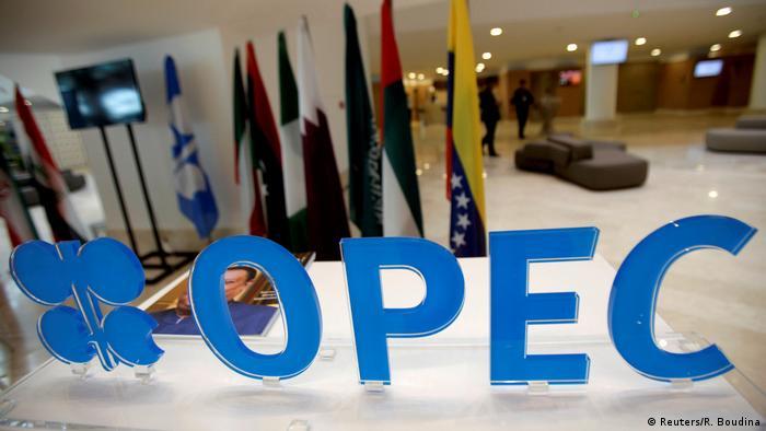 Algerien Opec Öl Förderung