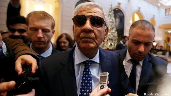 Österreich Wien Minister Jabar Ali al-Luaib Irak bei Opec Treffen
