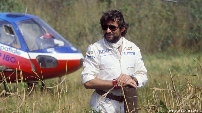 Rallye: Paris Algier Dakar 1986 - Thierry Sabine (picture-alliance/ASA)