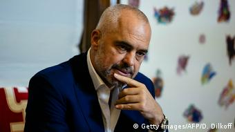 Edi Rama (Getty Images/AFP/D. Dilkoff)