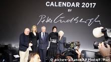 Pirelli Kalender 2017 PK