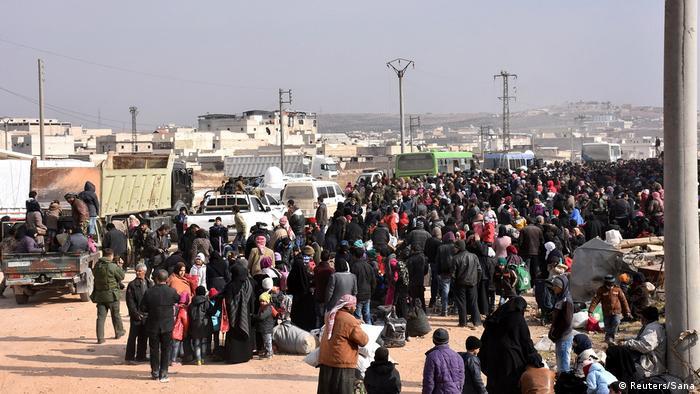 Sığınmacı krizi Türkiye'yi zorluyor
