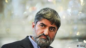 Iran Ali Motahari Parlament Iran (Isna)