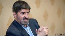 Der iranische Parlamentarier Ali Motahari ist einer der schärfsten Kritiker der Konservativen.