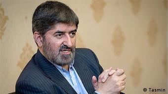 Iran Ali Motahari Parlament Iran (Tasmin)
