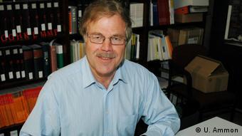 Ulrich Ammon, autor do Variantenwörterbuch des Deutschen