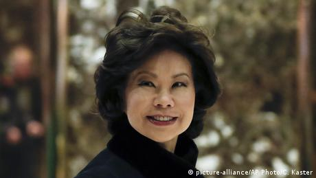 USA Elaine Chao (picture-alliance/AP Photo/C. Kaster)