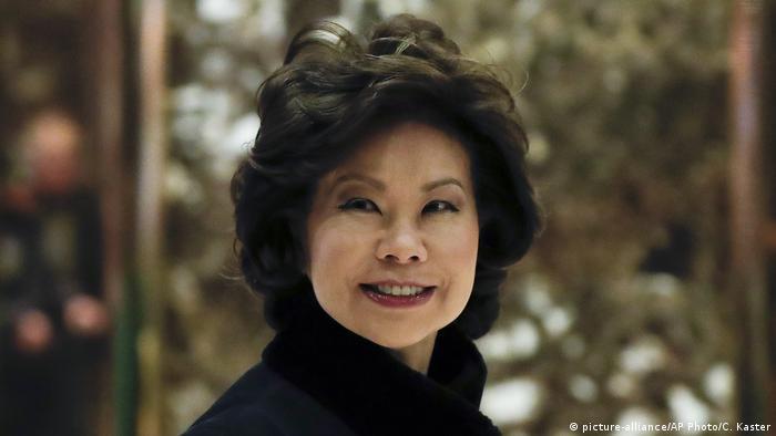Elaine Chao.