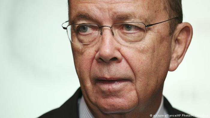 USA Wilbur Ross (picture-alliance/AP Photo/M. Lennihan)