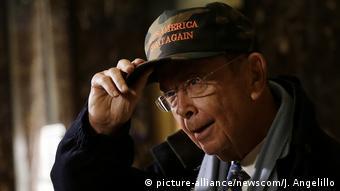 USA Wilbur Ross (picture-alliance/newscom/J. Angelillo)