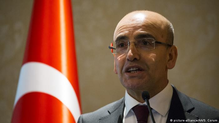 Mehmet Simsek (picture-alliance/AA/S. Corum)