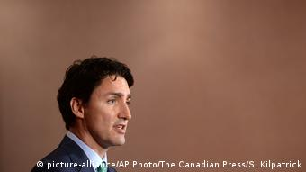 Japan Kanada Justin Trudeau PK in Shima