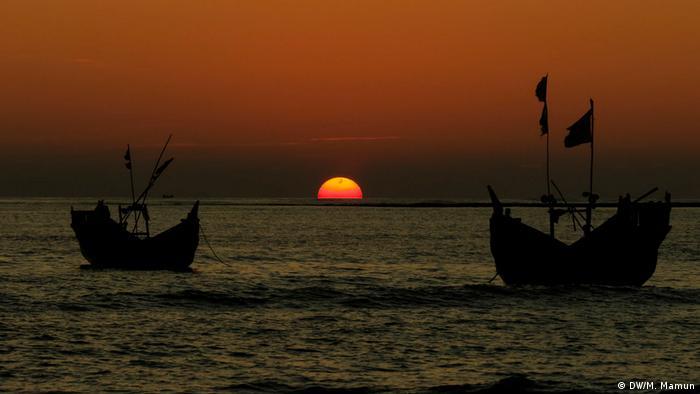 Bangladesch St. Martin's Island (DW/M. Mamun)