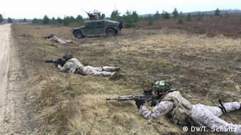 Навчання НАТО в Латвії у 2016 році