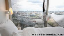 Deutschland Luxushotel in der Elbphilharmonie in Hamburg