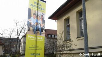 """Ausstellung """"Pizza aus Polen. Neue Nachbarn in alten Häusern"""""""