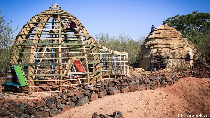 Проекто Анны Херингер в Зимбабве. 2014 год