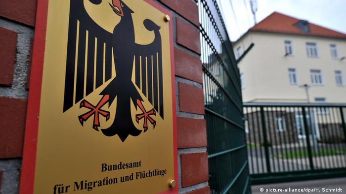 Deutschland BAMF-Außenstelle in Sachsen