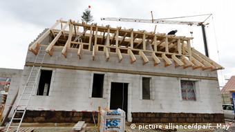 Строительство индивидуального дома в Германии
