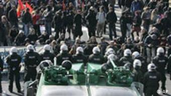 Anti-Islamisierungs-Kongress in Köln