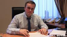 Ukraine Nazar Kholodnytskyi, Anti-Korruptionsbehörde
