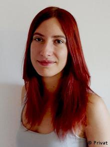 Deutschland Laura Meschede Journalistin (Privat)